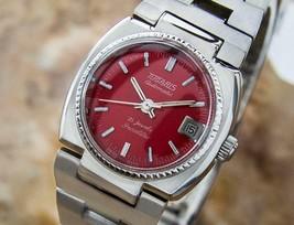 Tugaris Vintage Watch 21 Jewels Automatic Original Swiss Lady Dress Watc... - $682.11