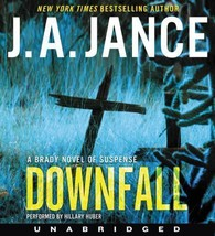 Joanna Brady Mystery: Downfall 17 : J. A. Jance : Unabridged on 9 CDs, b... - $13.45