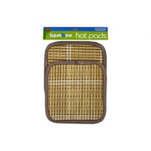 Bamboo Hot Pads GH407 - $36.56