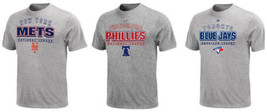 MLB Big & Tall Men's Opponent Tee Shirt Majestic Baseball T-Shirt Short Sleeve