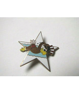 Sam Eagle BUTTERFLY SWIMMING 1984 LA Olympics Limited Ed. Collect Pin Se... - $6.89
