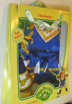 CABBAGE PATCH CPK Kids Fashion CHEERLEADER outfit 2005 Jakks Pacific, in... - $24.99