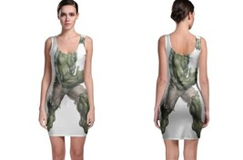 hulk the avanger image Bodycon Dress - $21.99+