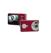Vivitar Vivicam 5399 Red Digital Camera - $38.00