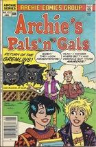 (CB-5) 1985 Archie Comic Book: Archie's Pals 'N' Gals #173 - $2.75