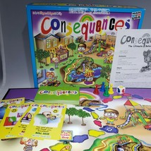 Talicor Consequences Game The Ultimate Behavior Game Child Life Skills A... - $34.95