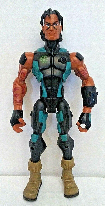 """GI Joe Sigma 6 Long Range Commando 8"""" Action Figure Hasbro 2005"""
