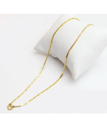 """22k gold necklace baht chain handmade from Thailand ( 20"""") 7.0 gram - $494.01"""