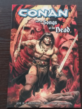 Conan and the Songs of The Dead Softcover Graphic Novel - $3.00