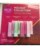 eos Holiday Flavor Lip Balm Stick 0.14 Ounce Each (8 Pack) - $25.99