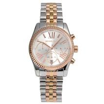 Michael Kors MK5735 Lexington Chronograph Tri-Tone Ladies Watch - $137.39