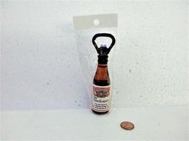 Magnetic Budweiser Beer Bottle Shaped Opener - $9.89