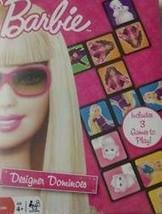 Barbie Designer Dominoes Game - $20.43