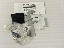 OEM Whirlpool  Broken Tab Ice Door Kit 8201756 - $60.78
