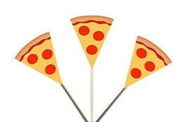 Crafty Cue Pizza Cupcake Toppers - $11.99