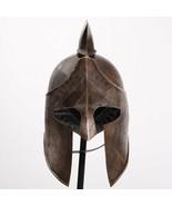 Dak 300 Movie Helmet Wearable Spartan Helmet Leonidas Medieval Helmet Wi... - $60.00