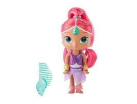 FISHER PRICE SHIMMER&SHINE GENIE BEACH SHIMMER DOLL, FREE SHIPPING - $18.99