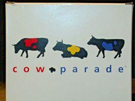 "CowParade ""MooShoe"" Westland Giftware # 9125 AA-191918 Vintage Collectible image 3"