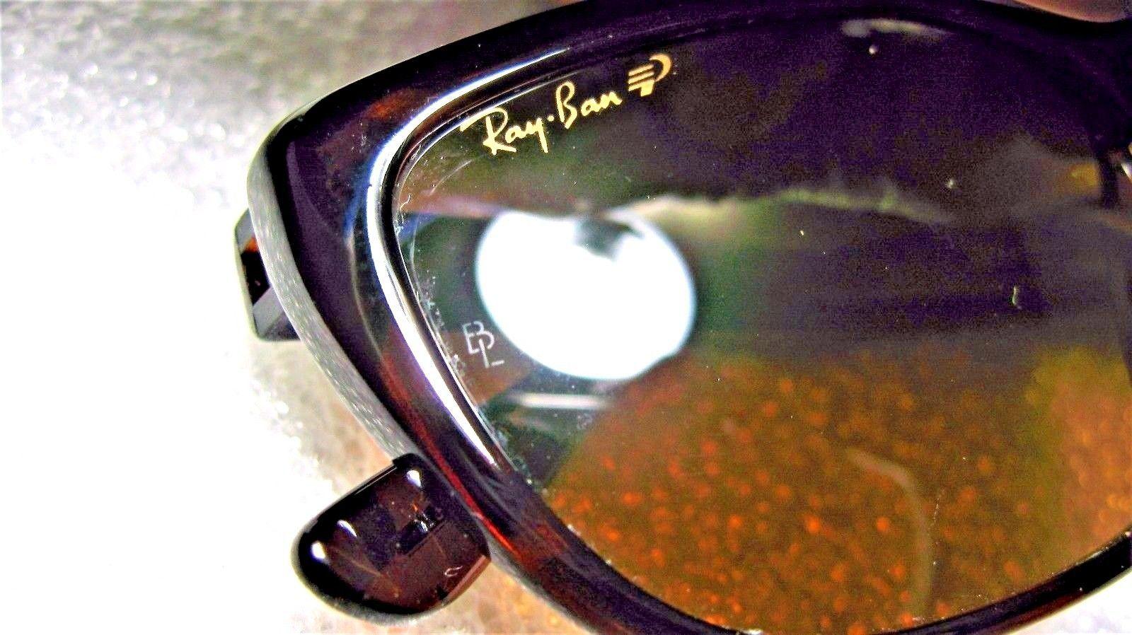 50c978df00 Ray-Ban USA Vintage  NOS B L W2683 Predator 1 Polarized Wayfarer ...