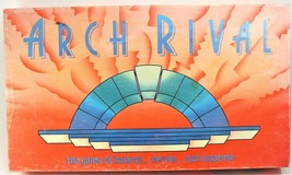Arch Rival Boardgame Parker Brothers 99% Complete Dexterity Game 1992 - $34.64