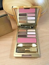 Estee Lauder Signature Silky Powder Blush & Pure Color 6 Eyehadow Palett... - $23.75+