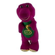 Dino Dance Barney VTG 2002 Fisher Price Animated Singing Dancing Tested ... - $18.65