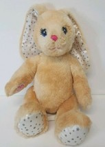 Build A Bear Tan Plush Bunny Rabbit, Log Ears, Movable Arms and Legs 201... - $14.50