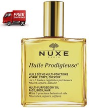 Nuxe Huile Prodigieuse 100ml, Multi Purpose Dry Oil Face-Hair-Body - $42.85