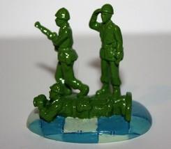 NEW in BOX Disney Tiny Kingdom Green Army Men Toy Story movie figurine m... - $14.50