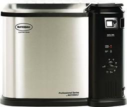 Butterball MB23010618 Electric Fryer, XL Turkey Fryer Indoor Aluminum - $178.15