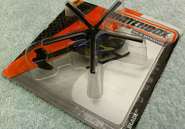 Matchbox On a Mission 'Air Blade', 5 foil copter, new - $15.00