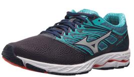 Mizuno Wave Shadow Size US 8 M (D) EU 40.5 Men's Running Shoes Black 410940.5A73