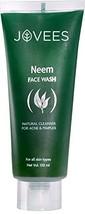 Jovees Natural Neem Face Wash - 120ml - $8.54