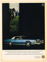 Vintage 1969 Magazine Ad Cadillac Represents The Finest Possible Investment - $5.93