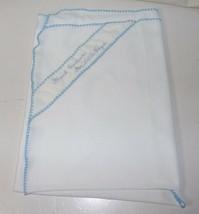 Vtg Little Me By Schwab Baby Blanket Thin Lightweight Lovey  - $19.99