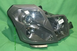 03-07 Cadillac CTS Headlight Head Light HALOGEN Passenger Right Side image 2