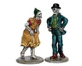 Lemax Spooky Town Skeleton Jig, Set of 2 #62422 - $517,46 MXN