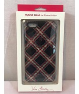 NIB Vera Bradley Hybrid Hardshell Case for iPHONE 6+/ 6S+ Minsk Plaid - $20.93