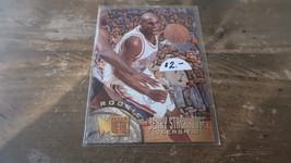 Jerry Stackhouse Rc - 1993-94 Fleer Metal #179 - $1.77