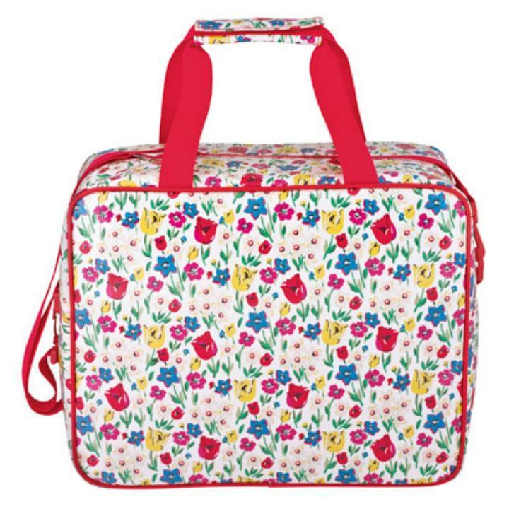 Cath Kidston Cath Kidston100Authentic/Genuine QUILTED DOUBLE ZIP COSMETIC BAG PO