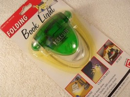 Folding Flip up  Book light Battery Operated  #DS315 - $9.99