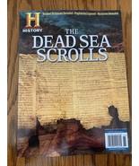 HISTORY Dead Sea Scrolls Special Edition Magazine 2021 Ancient Scriptures - $7.92