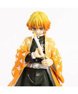 Anime Demon Slayer Figure Zenitsu Action Figures PVC Model Toys - $32.59