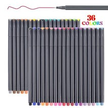 Smart Colored Pens for Journal Notebook Planner 2019-2020, Fine Point Pe... - $20.86