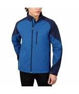Kirkland Signature Men's Softshell Jacket (XL, Marine Blue Heather) - NEW - $59.99