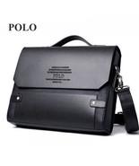 Men Business Shoulder Messenger Bags Man Handbag Briefcase Male Crossbod... - $74.50