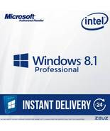 Brand New Windows 8.1 Pro Full Retail Version INTEL - $22.99