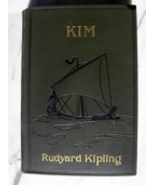 KIM by Rudyard Kipling first Amercan edition, first issue Nice copy! Pre... - $450.00