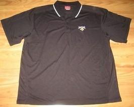 Jacksonville Jaguars Coaches Polo Shirt Xxl 2XL Jags - $28.04