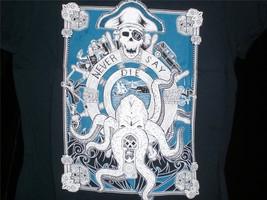 """TeeFury Goonies LARGE Shirt """"Goonies""""  Tribute WOMEN'S JUNOIR Shirt BLACK - $13.00"""